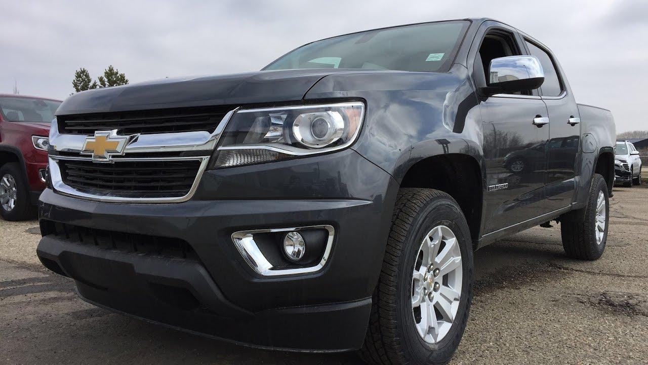 Colorado 2006 chevy colorado for sale : 2017 Chevrolet Colorado FOR SALE / 4LT, 4X4, Grey / 17n095 - YouTube