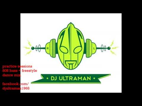 808 Bass & Freestyle Dance Mix (mETHODOLOGY Sessions) - DJ UltraMan