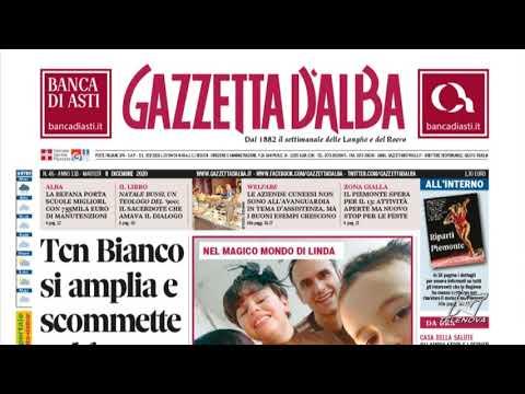 Spot Gazzetta Alba 8 dicembre 2020