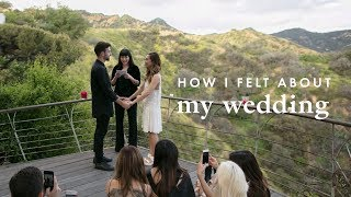 Gambar cover how i really felt about my wedding