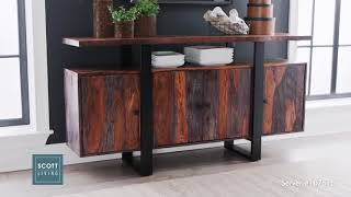 Jamestown from Coaster Furniture
