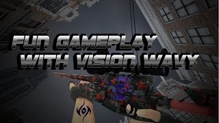 Fun with Vision Wavy