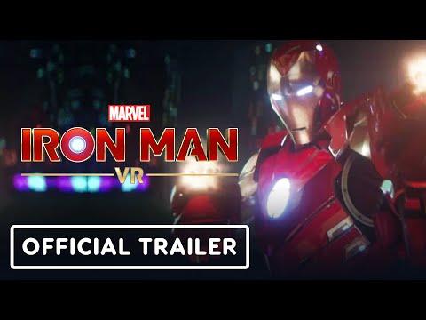Marvel's Iron Man VR - Official Trailer | Summer of Gaming 2020