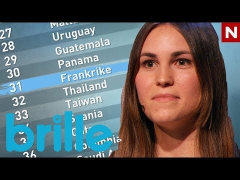 Brille | Hvorfor er ikke franskmenn lykkelige? | TVNorge