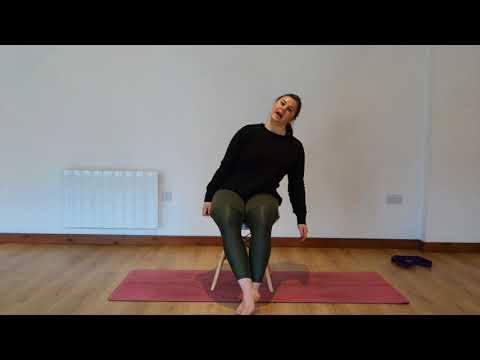 Yoga Osteo Shoulder & Neck Stretch