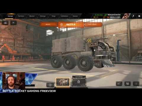 BRG FreeView: Crossout