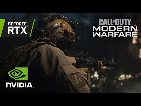 Gaming's Best Graphics: Call Of Duty: Modern Warfare With RTX On