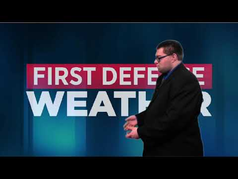 First Defense Weather 03/09/18