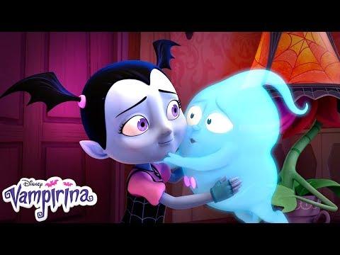 Don't Let Them Take Me Away  Music Video  Vampirina  Disney Junior