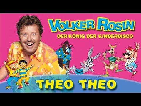 Volker Rosin - Theo Theo | Kinderlieder