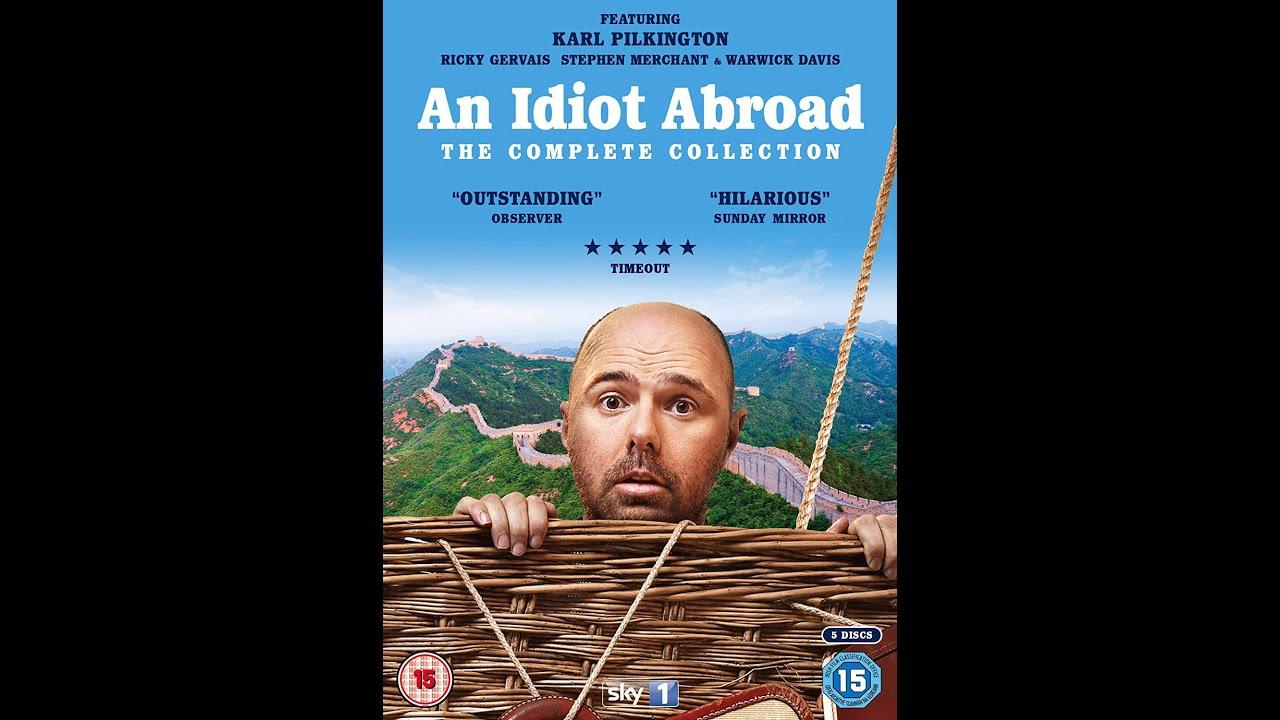 Download An Idiot Abroad - Season 1 & 2 (2010-2012)