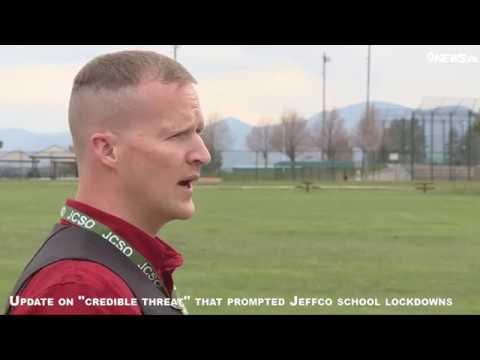 'Credible threat' prompts school lockdowns in Colorado