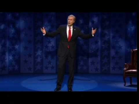 Will Ferrell as George W. Bush....very funny