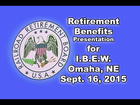 Railroad Retirement Presentation Sept  16, 2015