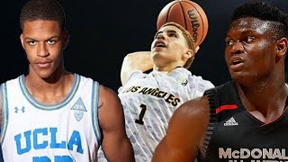 LaMelo Ball, Zion Williamson & Shareef O'neal Almost Made A Highschool SUPERTEAM!