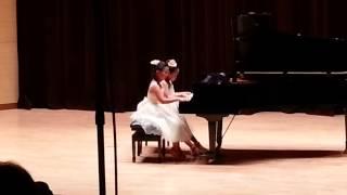 초등3학년 듀엣 피아노 콩쿨 대상