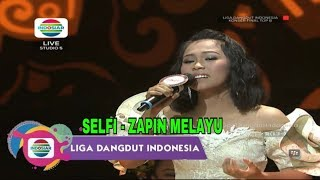 Video Selfi (Sulawesi Selatan) - Zapin Melayu | Top 8 Group 2 Show LIDA Liga Dangdut Indonesia INDOSIAR download MP3, 3GP, MP4, WEBM, AVI, FLV Mei 2018