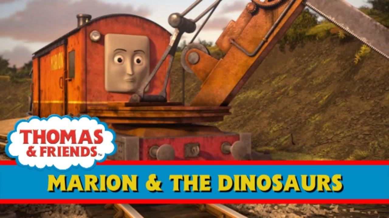 Rheneas The Dinosaur