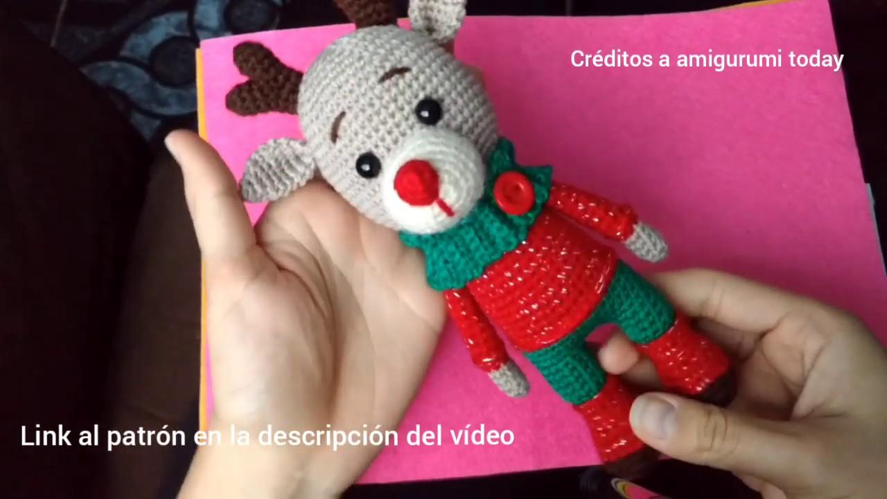 Peppa Pig - free crochet pattern - Amigurumi Today | 720x1280