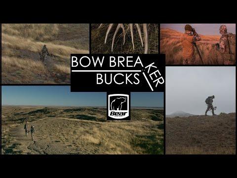 BOW BREAKER BUCKS - A MT Archery Mule Deer Hunt