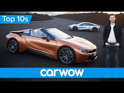 BMW i8 Roadster - have they ruined the looks? | Top 10s