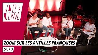 Quelle place pour les Antilles françaises dans la culture française - Conférence Jazz à Vienne