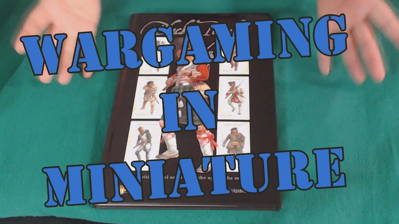 Wargaming in Miniature☻Black Powder Rules Review☻Warlord Games