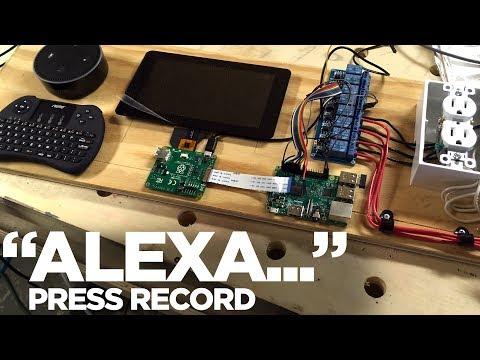 "Make ""Alexa"" Control ANYTHING!"