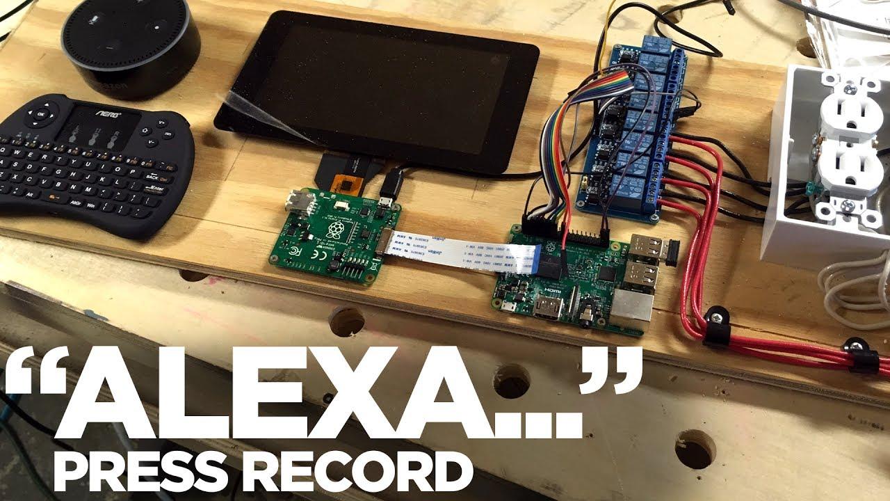 make alexa control anything  [ 1280 x 720 Pixel ]
