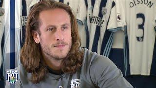 Jonas Olsson previews Albion