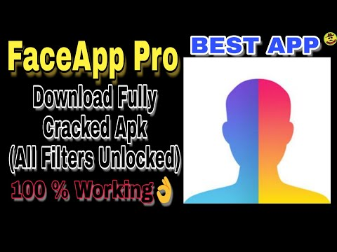 😱How to Get FaceApp Pro Apk with Everything Unlocked! 100% Working!