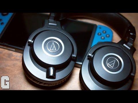 A True Gem! : Audio Technica ATH-M40X