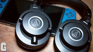 A True Gem! : Audio Technica ATH-M40X