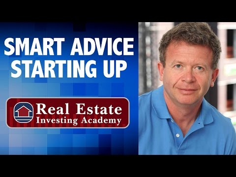 How to Start a Real Estate Investment Company - Peter Vekselman