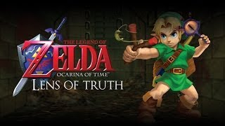 The Legend of Zelda Theory: Lens of Truth - Bottom of the Well