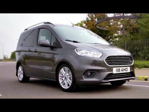 2018 ford tourneo courier walkaround driving youtube. Black Bedroom Furniture Sets. Home Design Ideas