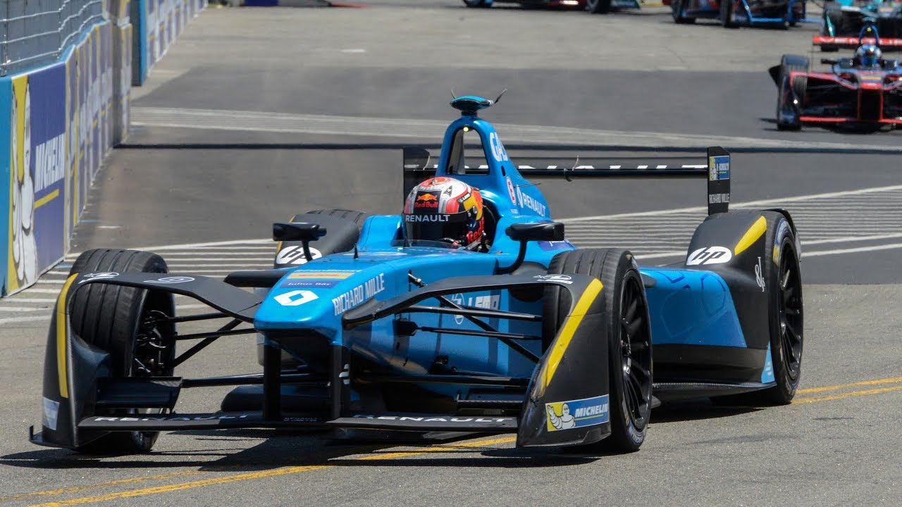 Formula E Electric Car Race Controversy In Montreal