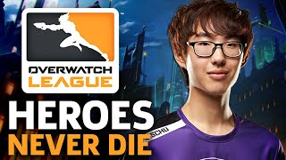 Building Overwatch League - Heroes Never Die