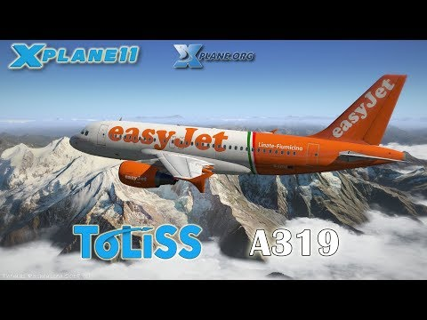 ToLiSs A319 for X-plane 11