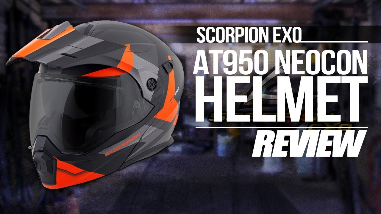 Scorpion EXO AT 950 Helmet Review at BikeBandit com - YouTube 4169aaf51f69d