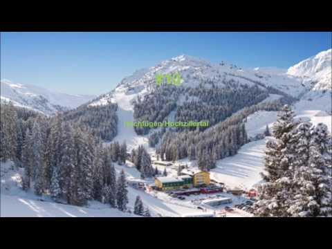 Top 10 ski resorts in Austria[2016/17 Edition||01]