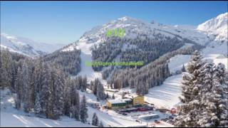 Ski Austria - Top 10 ski resorts in Austria[2016/17 Edition||01]
