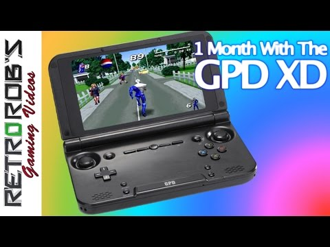 1 Month With the GPD XD
