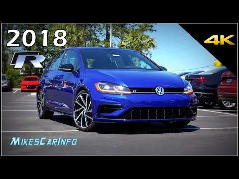 2018 Volkswagen Golf R - Ultimate In-Depth Look in 4K