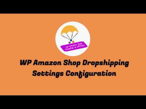 Product Import for Amazon Dropshipping