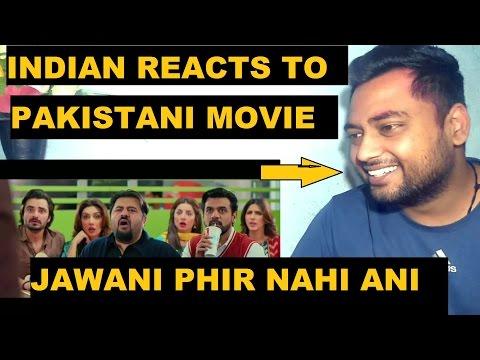 Indian Reacts To Jawani Phir Nahi Ani | Pakistani Movie thumbnail