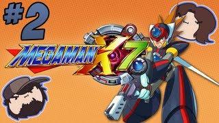 Mega Man X7: Zero the Zero - PART 2 - Game Grumps