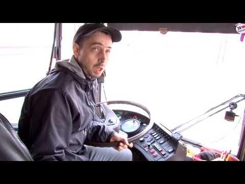 Жители Саратова жалуются на грязь в салонах автобусов и хамство водителей