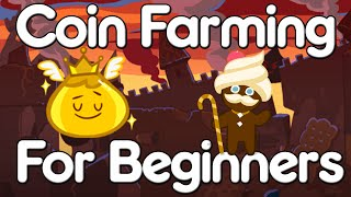 Line Cookie Run Coin Farming For Beginners