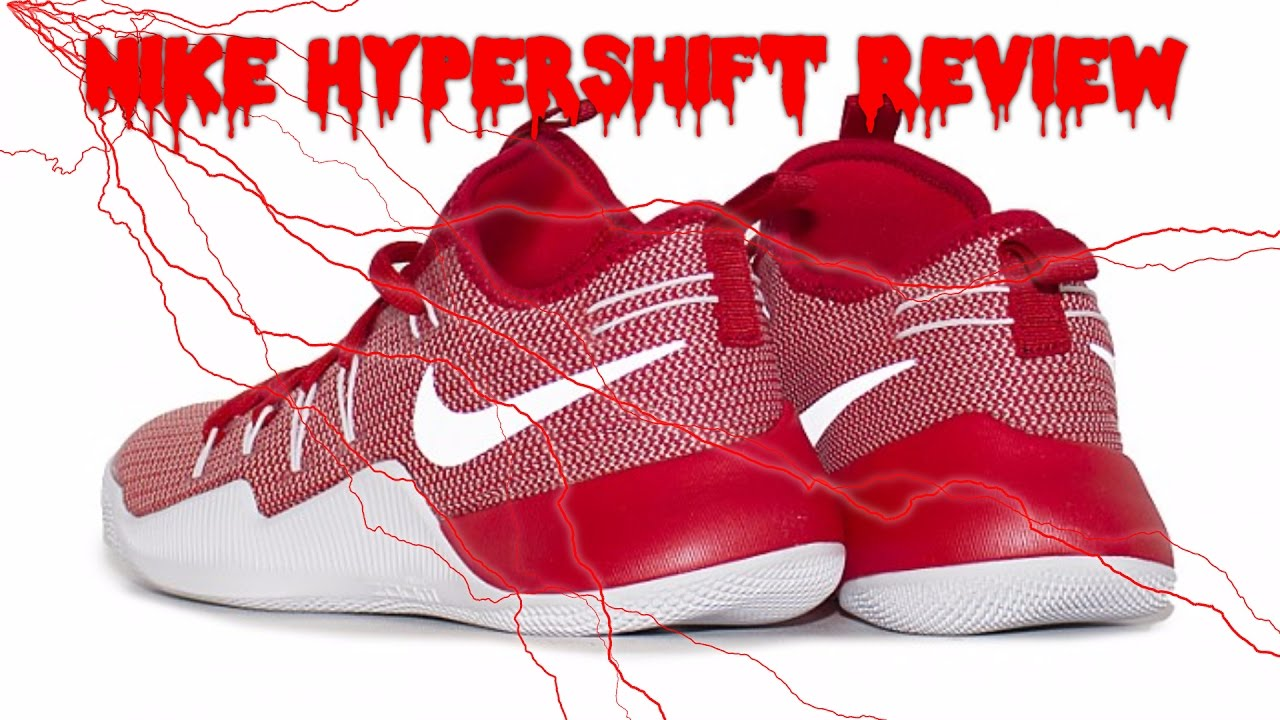 new style 8e104 49164 Nike HyperShift Red Edition Review!!